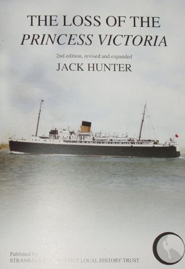 The Loss of the Princess Victoria, by Jack Hunter